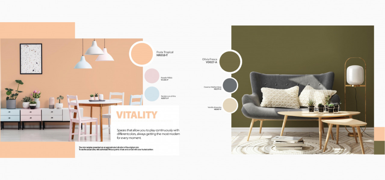 Color Trends 2021 Natural Renovation Page