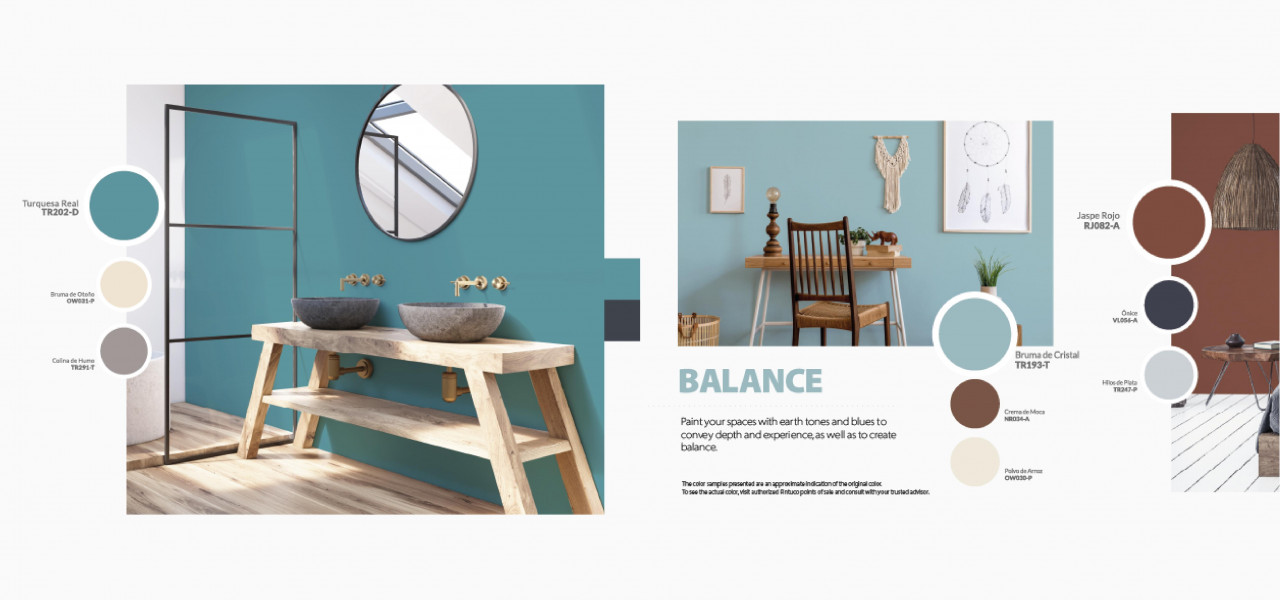 Color Trends 2021 Native Environment Page