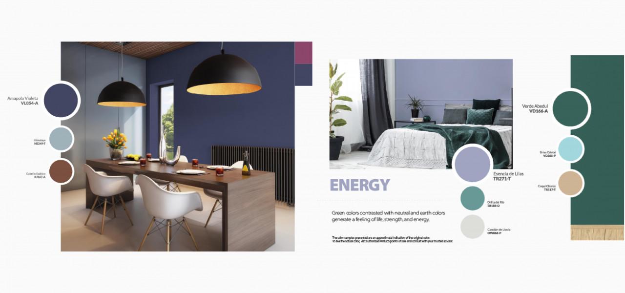 Color Trends 2021 Romantic Essence Page