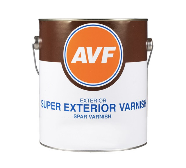 Super Exterior Varnish (Spar Varnish)