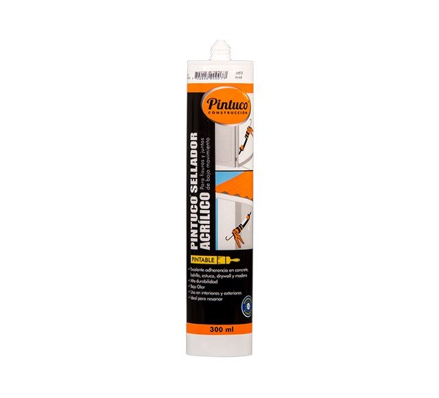 Paintable Acrylic Sealant