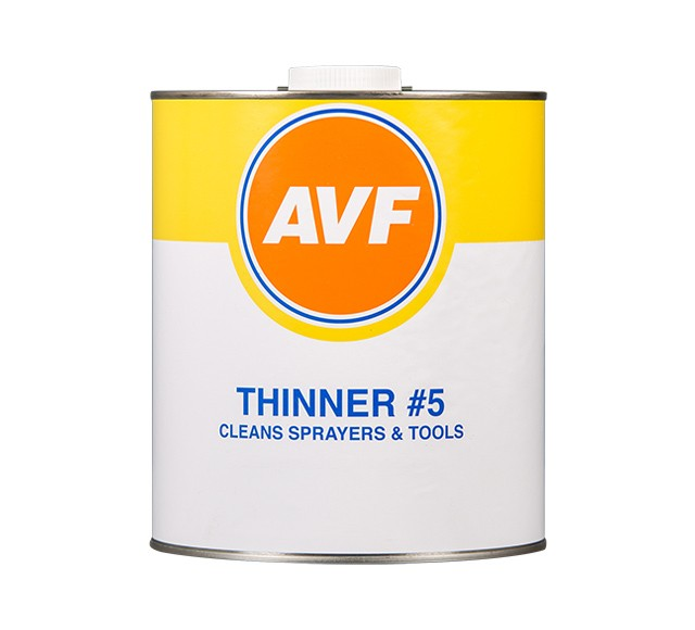 Thinner #5 (Lacquer thinner)